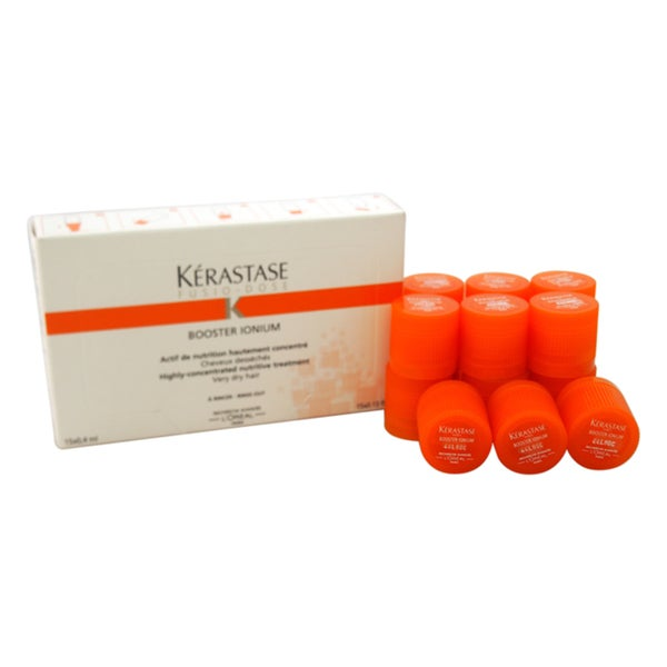 Kerastase Kerastase Fusio-Dose Booster Ionium 15 x 0.13-ounce Booster Caps