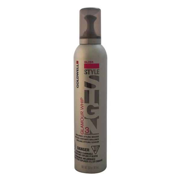 Goldwell Style Sign 3 Glamour Whip Brilliance Styling 10.3-ounce Mousse
