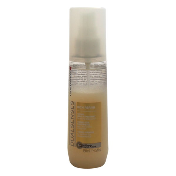 Goldwell Dualsenses Rich Repair Thermo Leave-In 5-ounce Treatment