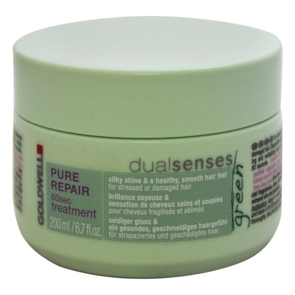 Goldwell Dualsenses Green Pure Repair 60-second 6.7-ounce Treatment