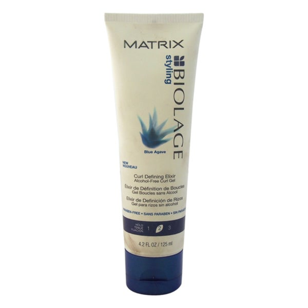 Matrix Biolage Blue Agave 4.2-ounce Curl Defining Elixir