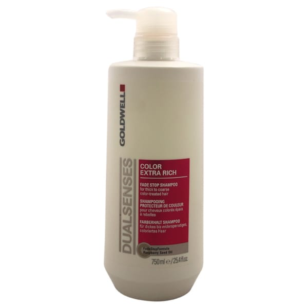 Goldwell Dualsenses Color Extra Rich 25.4-ounce Shampoo