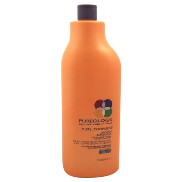 Pureology Curl Complete 33.8-ounce Shampoo