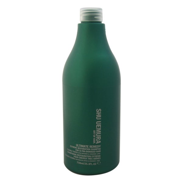 Shu Uemura Ultimate Remedy Extreme Restoration 25.3-ounce Shampoo