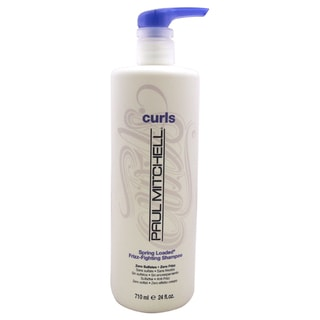 Paul Mitchell Curls Spring Loaded Frizz Fighting 24-ounce Shampoo