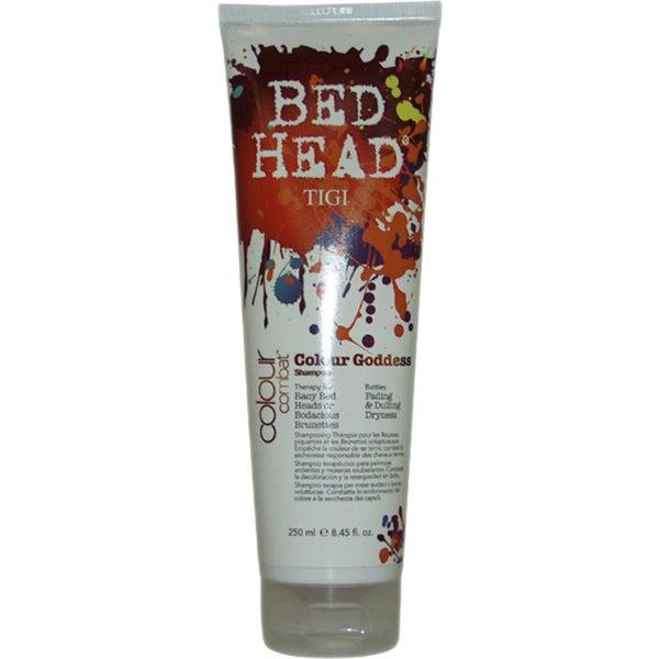 Tigi Bed Head Colour Combat Colour Goddess 8.45-ounce Shampoo