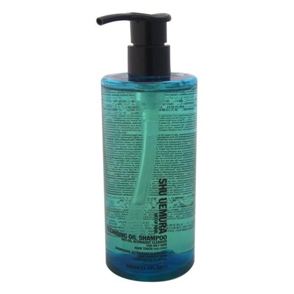 Shu Uemura Cleansing Oil Anti-Oil Astringent 13.4-ounce Shampoo