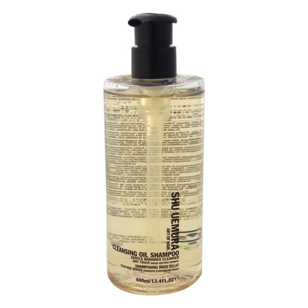 Shu Uemura Cleansing Oil Gentle Radiance 13.4-ounce Shampoo