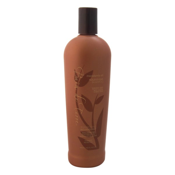 Bain De Terre Macadamia Oil Nourishing 13.5-ounce Shampoo