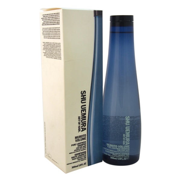 Shu Uemura Muroto Volume Pure Lightness 10-ounce Shampoo