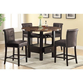 Modelski 5-piece Counter Height Dining Set
