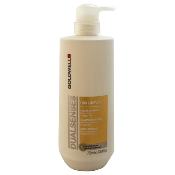 Goldwell Dualsenses Rich Repair Cream 25.4-ounce Shampoo