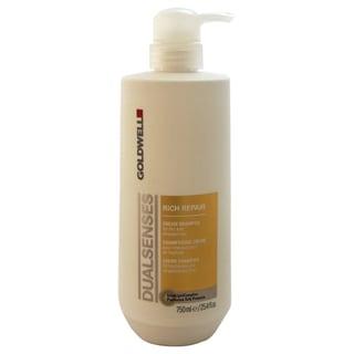 Goldwell Dualsenses Rich Repair Cream 25.4-ounce Shampoo