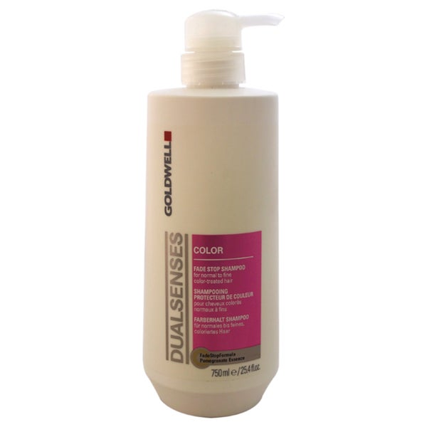 Goldwell Dualsenses Color Fade Stop 25.4-ounce Shampoo