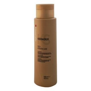 Goldwell Kerasilk Rich Keratin Care 16.9-ounce Shampoo