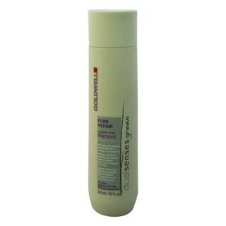 Goldwell Dualsenses Green Pure Repair Sulfate-Free 10.1-ounce Shampoo