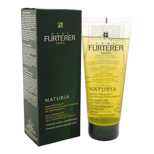 Rene Furterer Naturia Gentle Balancing 6.76-ounce Shampoo