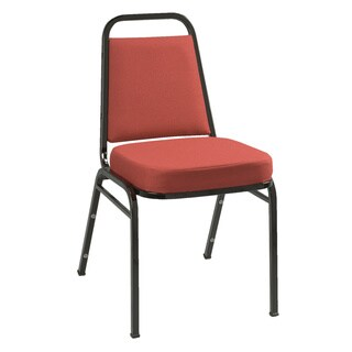IM820 Upholstered Armless Stacking Chair