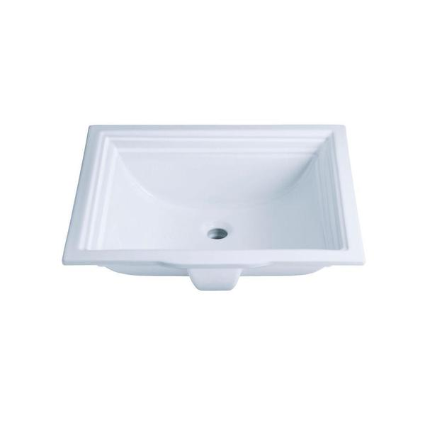 Kohler Undermount Bathroom Sinks : KOHLER Memoirs Undermount Bathroom Sink in White - 17605459 ...