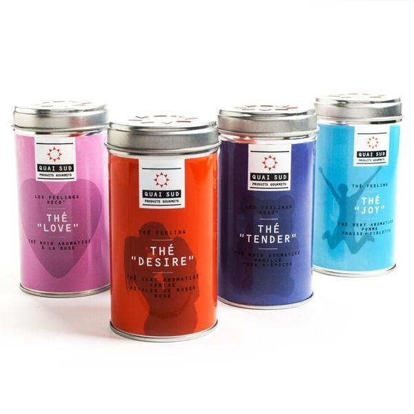Quai Sud Tea Collection