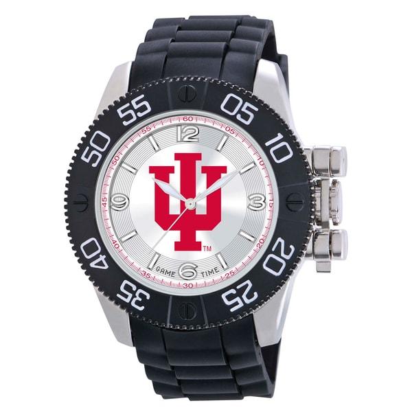 Game Time Indiana Hoosiers NCAA Men's Beast Watch 16168724