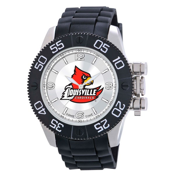 Game Time Louisville Cardinals NCAA Men's Beast Watch 16168727
