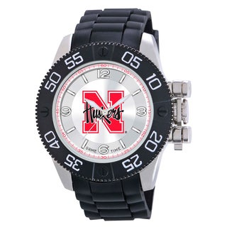 Game Time Nebraska Cornhuskers NCAA Men's Beast Watch