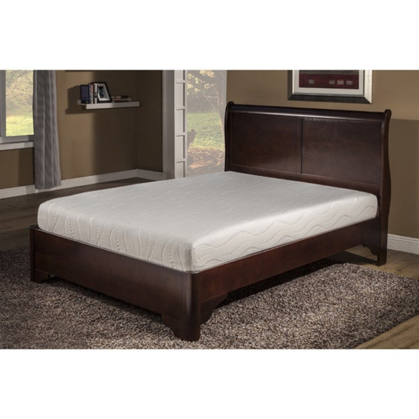 Luxury 8-inch Full-size Gel Memory Foam Mattress