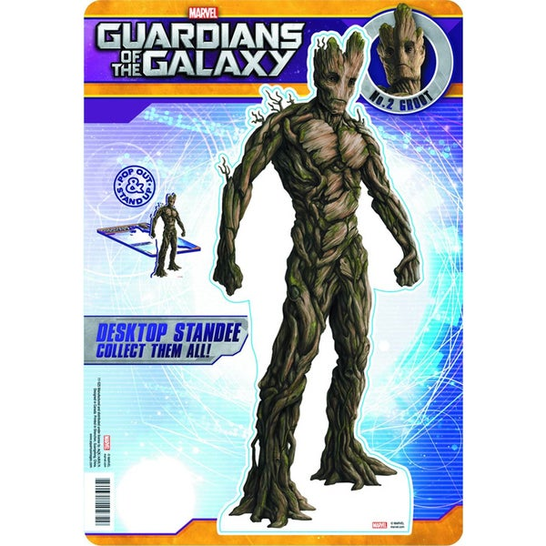 Guardians Of The Galaxy Groot 10.75-inch Pop-out Desktop Standee