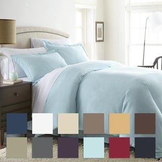 Merit Linens Extra Soft 3-piece Duvet Cover Set