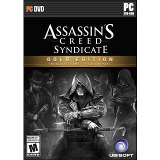 PC - Assassin's Creed Syndicate Gold Edition