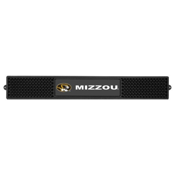 Fanmats Missouri Tigers Charcoal Rubberized Drink Mat