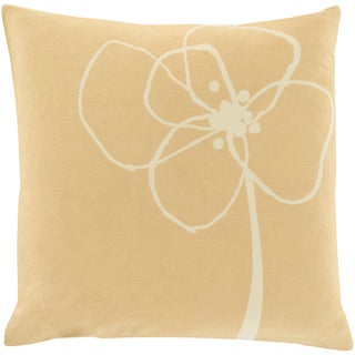 Lotta Jansdotter Decorative Camdyn Floral 22-inch Throw Pillow