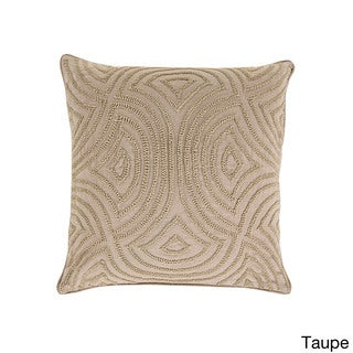 Decorative Adriel Geometric 22-inch Throw Pillow