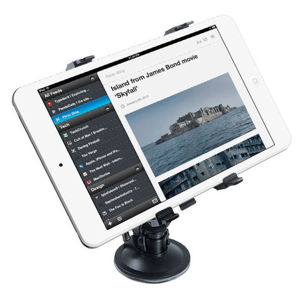 iBasics Tablet Holder for Auto and Home