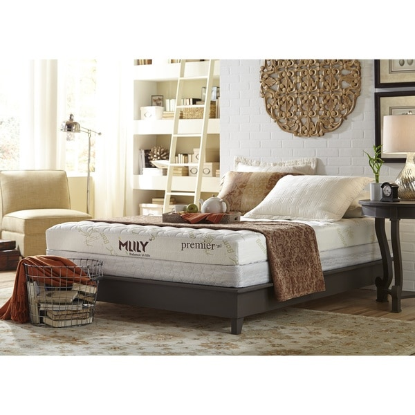 Mlily Premier 7-inch Twin-size Gel Memory Foam Mattress