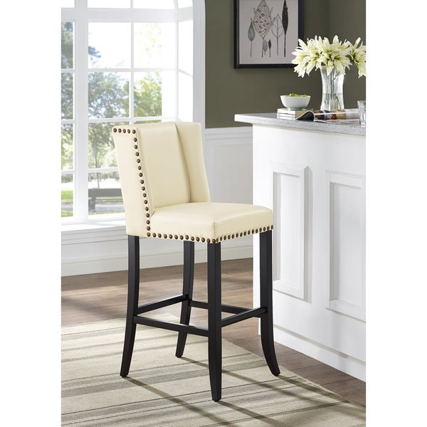 Denver Cream Counter Stool