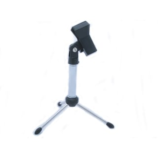 Clear Sound Folding Table Top Mic Stand