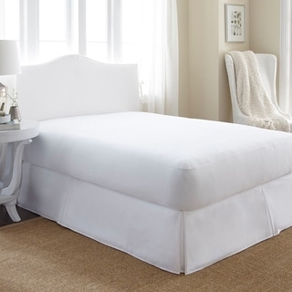 Soft Essentials Waterproof Terry Cotton Top Mattress Protector