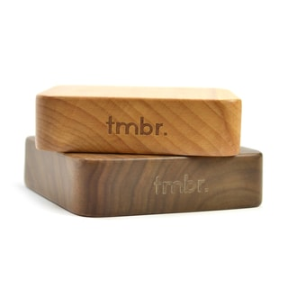 Tmbr. 10400mah Wooden Power Bank Charger