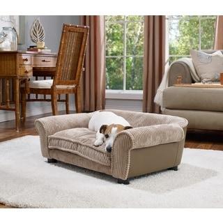 Enchanted Home Pet Slade Corduroy Pet Bed