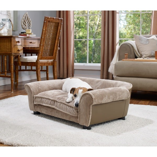 Slade Corduroy Pet Bed