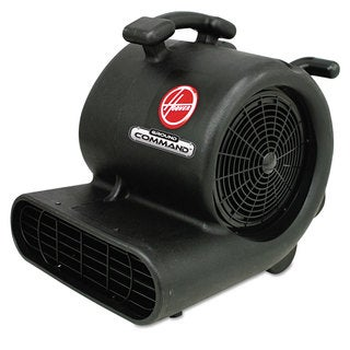 Hoover Black Ground Command Super Heavy-Duty Air Mover