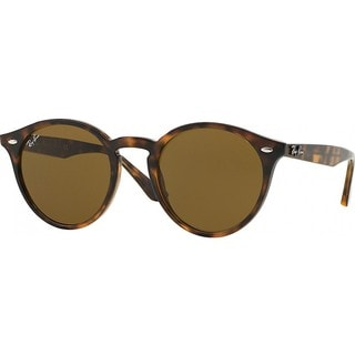 Ray Ban RB2180 49mm Brown Classic Lenses Tortoise Frame Sunglasses