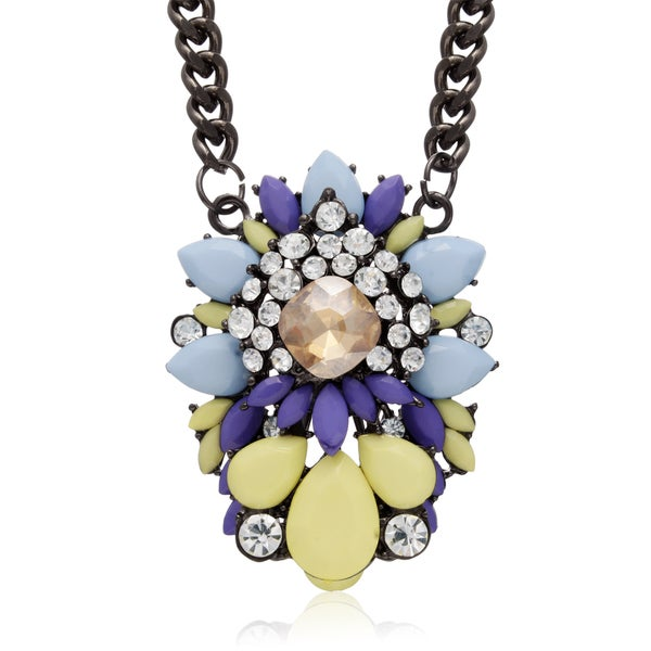 Passiana Candy Necklace, Lemon Drop