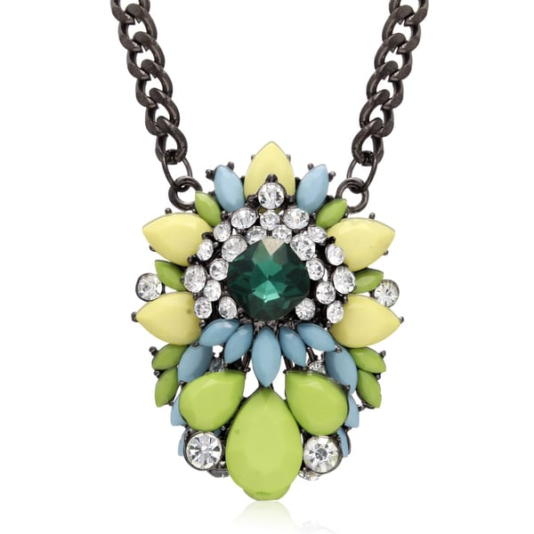Passiana Candy Necklace, Green Apple