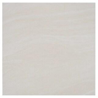 SomerTile 13x13-inch Drift Limestone Matte Porcelain Floor and Wall Tile (Case of 11)