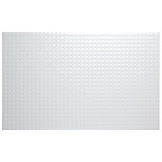 SomerTile 9.75x15.75-inch Pop Blanco Ceramic Wall Tile (Case of 10)