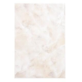 SomerTile 7.75x11.75-inch Zeta Beige Ceramic Wall Tile (Case of 16)