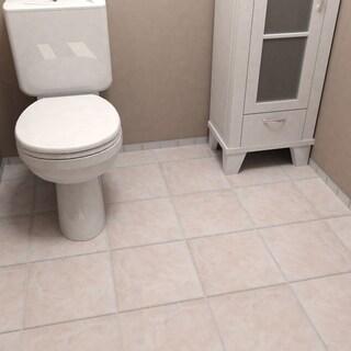 SomerTile 11.75x11.75-inch Zeta Rosa Ceramic Floor and Wall Tile (Case of 11)